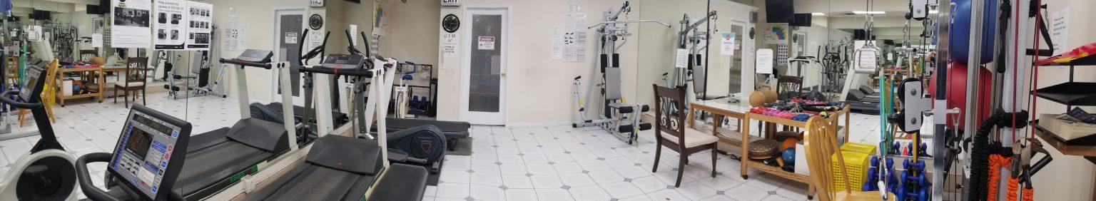 Gym Facility