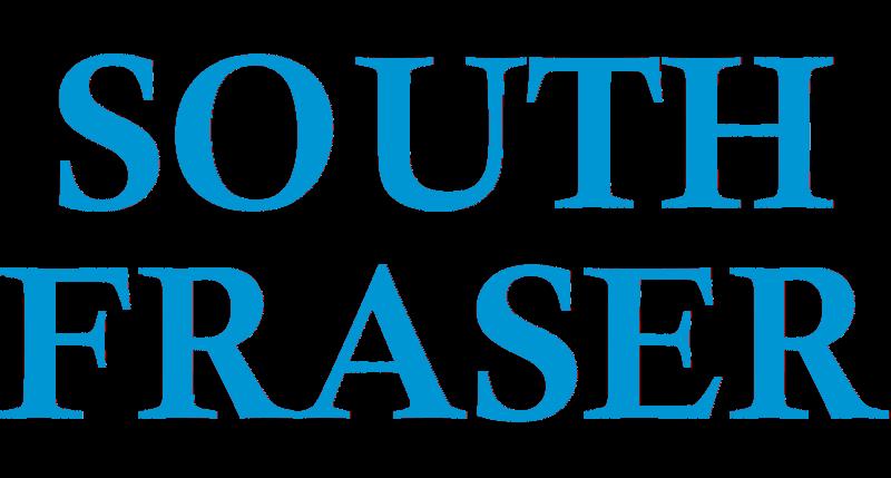 South Fraser Physio Blue Logo